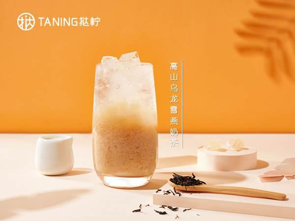 高山乌龙雪燕奶茶